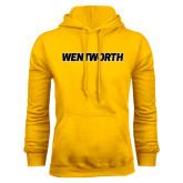 Gold Fleece Hoodie-Wentworth