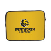 13 inch Neoprene Laptop Sleeve-Official Logo