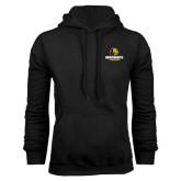Black Fleece Hoodie-Official Logo