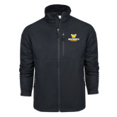 Columbia Ascender Softshell Black Jacket-W Wentworth Leopards Stacked