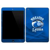 iPad Mini 3 Skin-Wheaton College - Lyon Head