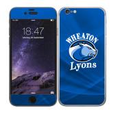 iPhone 6 Skin-Wheaton College - Lyon Head