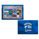 Surface Pro 3 Skin-Wheaton College - Lyon Head