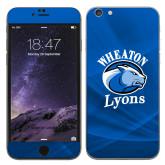 iPhone 6 Plus Skin-Wheaton College - Lyon Head