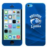 iPhone 5c Skin-Wheaton College - Lyon Head