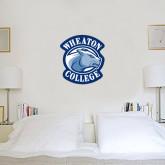 1.5 ft x 2 ft Fan WallSkinz-Wheaton College - Lyon Head
