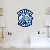 2.5 ft x 3 ft Fan WallSkinz-Wheaton College - Lyon Head