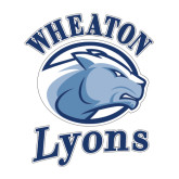 Medium Decal-Wheaton Lyons - Official Logo