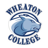 Medium Decal-Wheaton College - Lyon Head