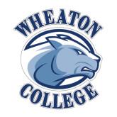 Medium Decal-Wheaton College - Lyon Head