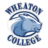 Large Decal-Wheaton College - Lyon Head