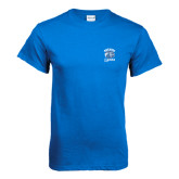 Royal T Shirt-Wheaton Lyons - Official Logo