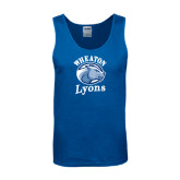 Royal Tank Top-Wheaton Lyons - Official Logo