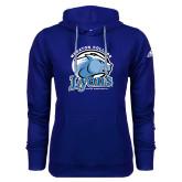 Adidas Climawarm Royal Team Issue Hoodie-Wheaton College Lyons - Lyon Head