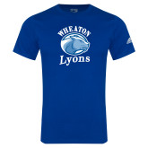 Adidas Royal Logo T Shirt-Wheaton Lyons - Official Logo