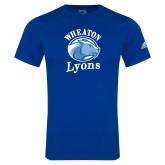 Adidas Royal Logo T Shirt-Wheaton Lyons - Official Logo
