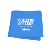 Light Blue Sweatshirt Blanket-Mom