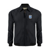 Black Players Jacket-Wheaton College - Lyon Head