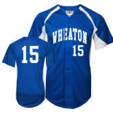 Replica Royal Adult Baseball Jersey-#15