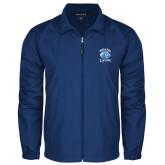 Full Zip Royal Wind Jacket-Wheaton Lyons - Official Logo