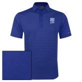 Columbia Royal Omni Wick Sunday Golf Polo-Wheaton Lyons - Official Logo