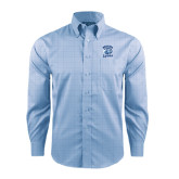 Red House Light Blue Plaid Long Sleeve Shirt-Wheaton Lyons - Official Logo