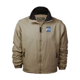 Khaki Survivor Jacket-Wheaton College - Lyon Head
