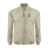 Khaki Players Jacket-Wheaton Lyons - Official Logo