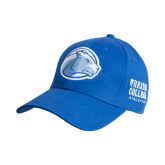 College Royal Heavyweight Twill Pro Style Hat-Lyon Head