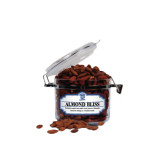 Almond Bliss Small Round Canister-Wheaton Lyons - Official Logo