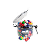 Dubble Bubble Gumballs Small Round Canister-Wheaton Lyons - Official Logo