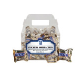 Snickers Satisfaction Gable Box-Wheaton Lyons - Official Logo