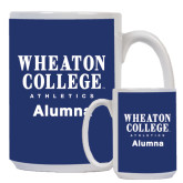 Full Color White Mug 15oz-Alumna