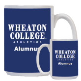 Full Color White Mug 15oz-Alumnus