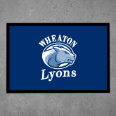 Full Color Indoor Floor Mat-Wheaton Lyons - Official Logo