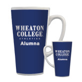 Full Color Latte Mug 17oz-Alumna