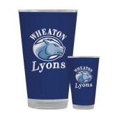 Full Color Glass 17oz-Wheaton Lyons - Official Logo