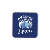 Hardboard Coaster w/Cork Backing-Wheaton Lyons - Official Logo