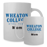 Mom Full Color White Mug 15oz-Mom