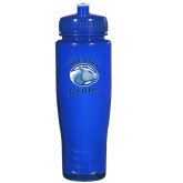 Spectrum Blue Sport Bottle 28oz-Wheaton Lyons - Official Logo