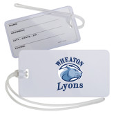 Luggage Tag-Wheaton Lyons - Official Logo
