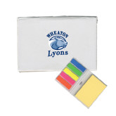 Micro Sticky Book-Wheaton Lyons - Official Logo