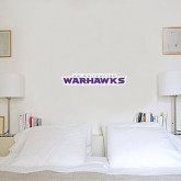 1 ft x 1 ft Fan WallSkinz-Warhawks