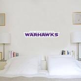 2 ft x 2 ft Fan WallSkinz-Warhawks