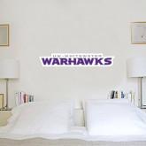 3 ft x 3 ft Fan WallSkinz-Warhawks