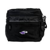 All Sport Black Cooler-Warhawk Head