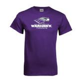 Purple T Shirt-Tennis