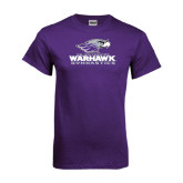 Purple T Shirt-Gymnastics