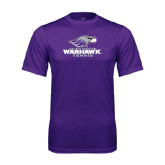 Performance Purple Tee-Tennis