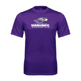Performance Purple Tee-Gymnastics